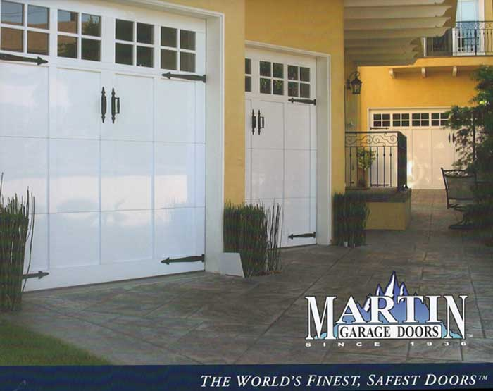 Martin Doors for C and M Doors